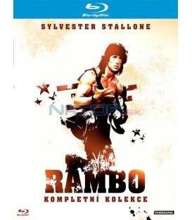 Rambo 1-3  KOLEKCE  Blu-ray