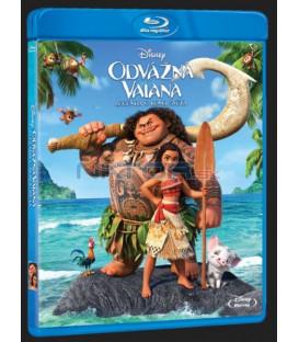 Odvážná Vaiana: Legenda o konci světa (Moana) Blu-ray
