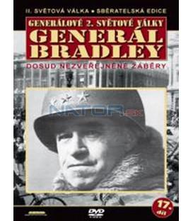 Generálové 2. světové války - Generál Bradley DVD
