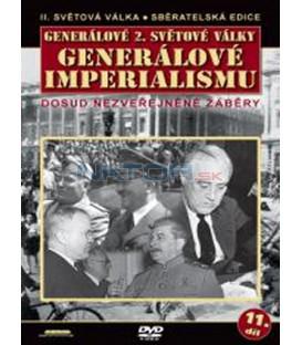 Generálové 2. světové války - Generálové imperialismu DVD