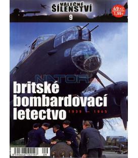 Válečné šílenství 9-Britské bombardovací letectvo DVD