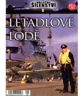 Válečné šílenství 8-Letadlové lodě DVD
