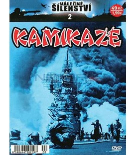 Válečné šílenství 2-Kamikaze DVD