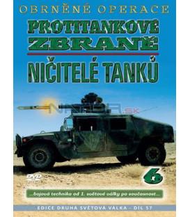 Obrněné operace 6 - Ničitelé tanků. Protitankové zbraně DVD