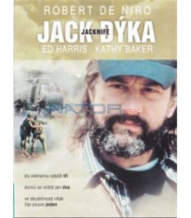 Jack Dýka (Jacknife) DVD