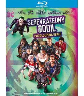 Sebevražedný oddíl (Suicide Squad) prodloužená verze Blu-ray