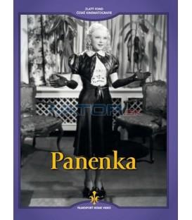 Panenka DVD