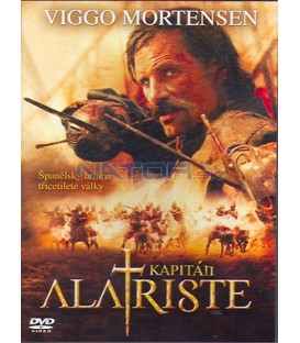 Kapitán Alatriste (Alatriste) DVD