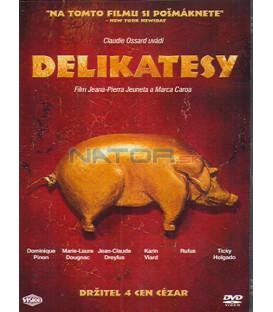 Delikatesy (Delicatessen) DVD