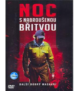 Noc s nabroušenou břitvou (Haute tension) DVD