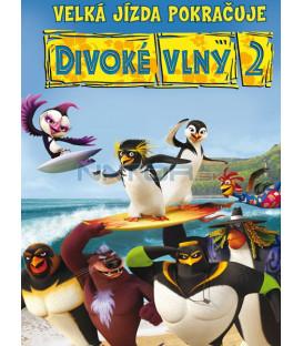 Divoké vlny 2 (Surfs Up 2: WaveMania) DVD