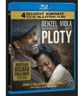 Ploty (Fences) Blu-ray