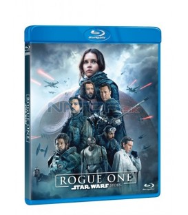 Rogue One: Star Wars Story 2xBlu-ray 2D+bonusový disk