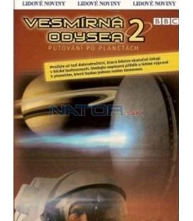Vesmírná odysea 2 DVD