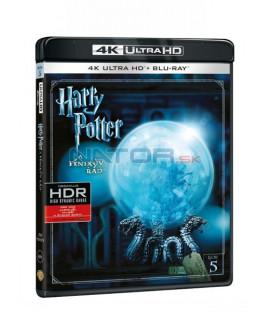Harry Potter a Fénixův řád (Harry Potter And The Order Of Phoenix) Blu-ray UHD+BD - 2 x Blu-ray