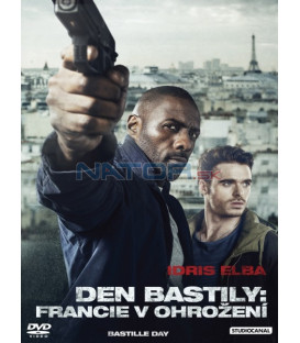 DEN BASTILY: FRANCIE V OHROŽENÍ (Bastille Day) DVD