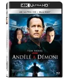 Andělé a démoni (Angels & Demons) UHD+BD - 2 x Blu-ray