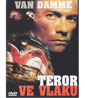 Teror ve vlaku (Derailed) DVD