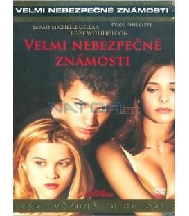 Velmi nebezpečné známosti (Cruel Intentions) DVD