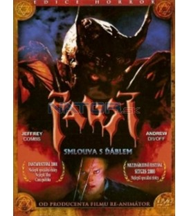 Faust: Smlouva s ďáblem (Faust: Love of the Damned) DVD
