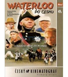 Waterloo po česku DVD