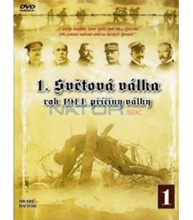 1. světová válka - 1. díl (WWI - The Great War - 1914) DVD