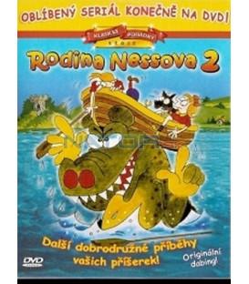 Rodina Nessova 2 (Family Ness) DVD