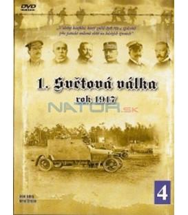 1. světová válka - 4. díl (WWI - The Great War - 1917) DVD