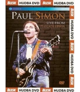 Paul Simon - Live From Philadelphia DVD