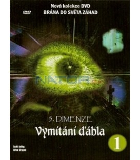 5. dimenze - 1. DVD - Vymítání ďábla (5th Dimension - Exorcism) DVD