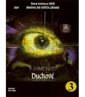 5. dimenze - 3. DVD - Duchové (5th Dimension - Ghosts) DVD