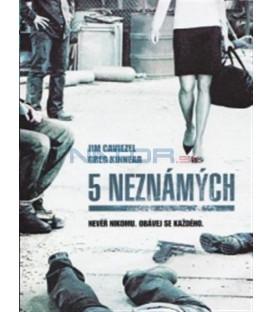 5 neznámých / Neznámý(Unknown) DVD