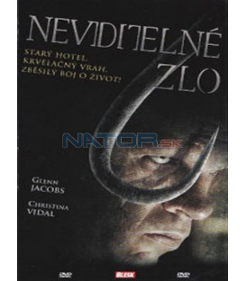 Neviditelné zlo (See No Evil) DVD