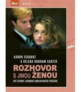 Rozhovor s jinou ženou/Mezi mužem a ženou (Conversations with Other Women) DVD