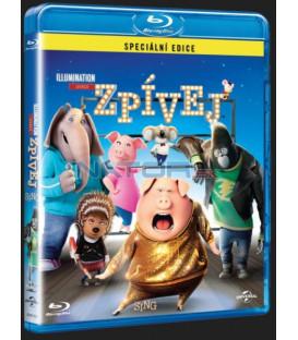 Spievaj (Sing) Blu-ray