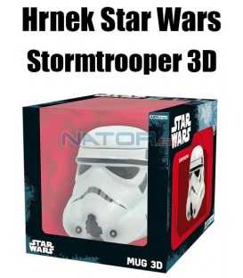 Hrnek Star Wars - Stormtrooper 3D