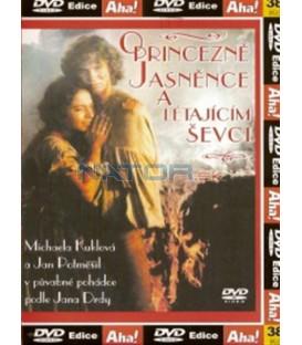 O princezně Jasněnce a létajícím ševci DVD