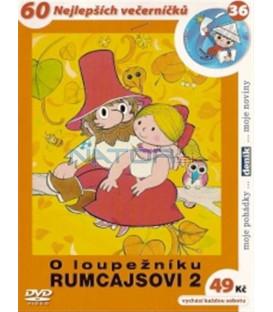 O loupežníku Rumcajsovi 2 DVD