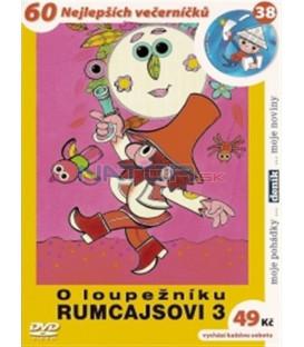 O loupežníku Rumcajsovi 3 DVD