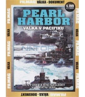 Pearl Harbor - Válka v Pacifiku 4. DVD (Pacific Turning Point)