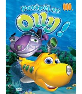 Potápěj se, Olly! 3 (Dive, Olly, Dive!) DVD