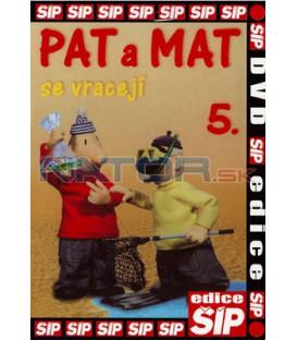 Pat a Mat 5 DVD