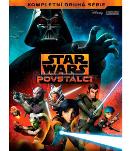 Star Wars: Povstalci 2. série 4XDVD (Star Wars Rebels: Season 2)