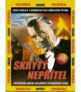 Skrytý nepřítel DVD (British Intelligence)