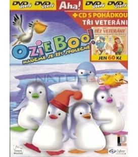Ozie Boo! DVD + CD Tři veteráni (Ozie Boo!) DVD+CD