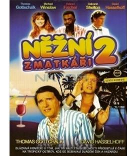 Něžní zmatkáři 2 (Zärtliche Chaoten II) DVD