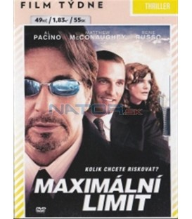 Maximální limit (Two for the Money) DVD
