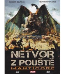Netvor z pouště (Manticore) DVD