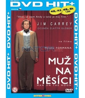 Muž na Měsíci (Man on the Moon) DVD