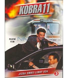 Kobra 11: Jízda smrti linky 834 - DVD 3 DVD